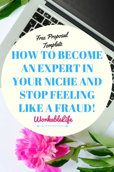 How To Become An Expert In Your Niche And Stop Feeling Like A Fraud!