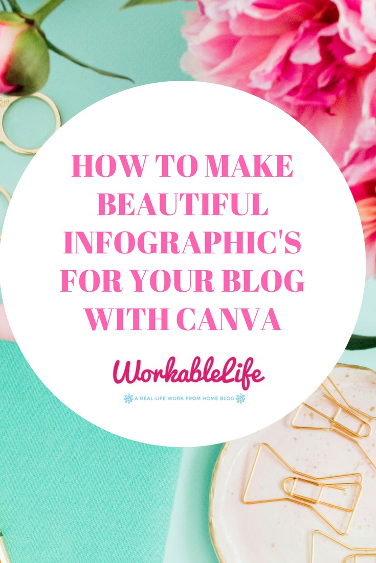 How to make beautiful pinterest pins for your blog with for What make a beautiful